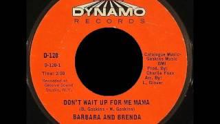 Barbara & Brenda - Don