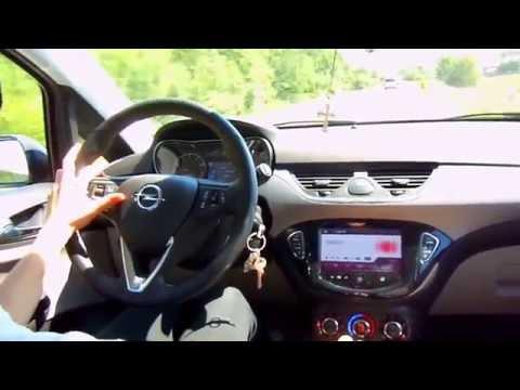 2016 Test Opel Corsa E 1.4 Turbo 100PS ecoFLEX