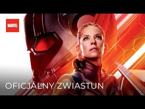Ant-Man i Osa – zwiastun #2 [napisy]
