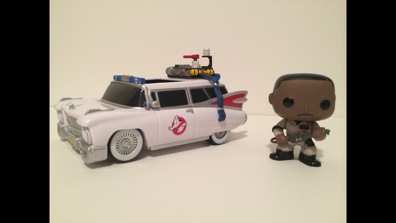 Funko Pop Ghostbuster Ecto 1 Amp Winston Zeddemore Review