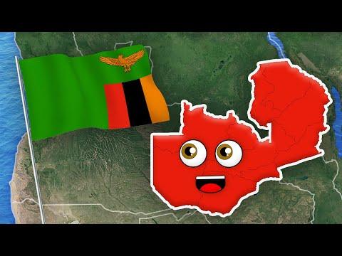 Zambia Geography