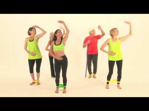 Preview of BoneSmart Pilates DVD with Teresa Maldonado Marchok, MPT