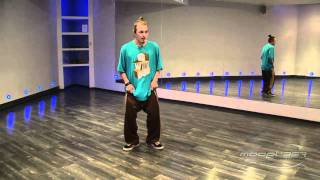 Илья Вяльцев - урок 5: видео уроки танцев хип хоп