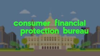From youtube.com: What Is The CFPB? {MID-143858}