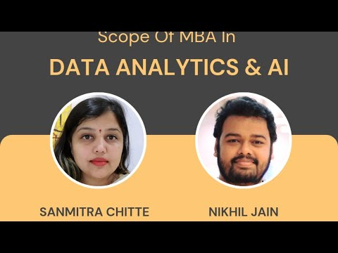 Scope of MBA In Data Analytics and AI[ForeignAdmits]