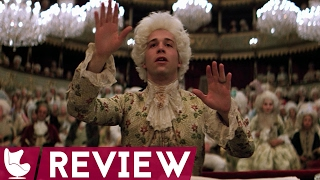 AMADEUS REVIEW (No. 86) | Top 100 Movies of All-Time
