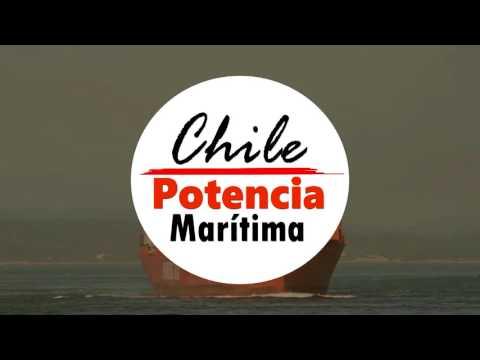 CHILE POTENCIA MARITIMA AGOSTO 2017