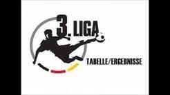 Ergebnisse + Tabelle 3. Liga 26. Spieltag 2015/16