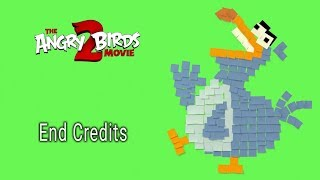 The Angry Birds Movie 2 - End Credits