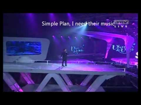 Simple Plan- Untitled & Perfect (Live at Viva La Vida)
