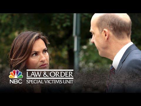 Law & Order: SVU - Benson's First Partner (Episode Highlight)