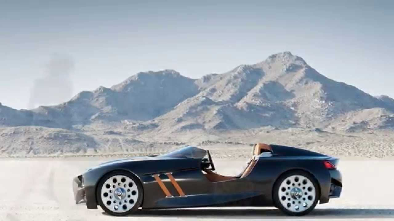 Bmw 328 hommage concept price