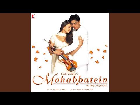 Mohabbatein Love Themes - Instrumental Mp3