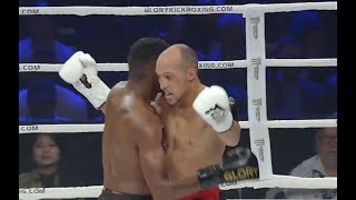 Kevin VanNostrand wants Petchpanomrung rematch following G61 win