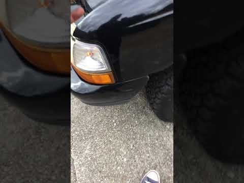Ford Ranger Taillights And Dash Not Working FIX