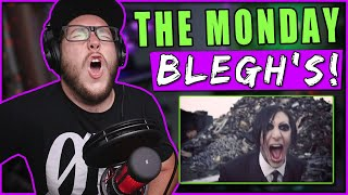 THE MONDAY BLEGH'S | Upon This Dawning - A New Beginning ft. Chris Motionless (REACTION!!)