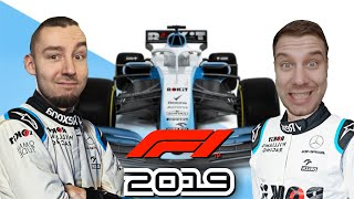 DOBRA JAZDA | F1 2019 GRAND PRIX BAHRAJNU
