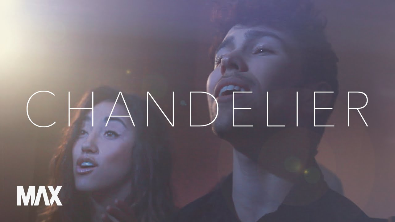 Chandelier - Sia (MAX and Alex G Cover) - YouTube