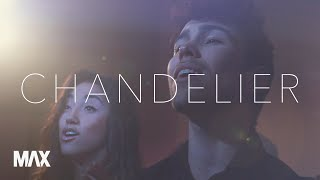 Repeat youtube video Chandelier - Sia  (MAX and Alex G Cover)