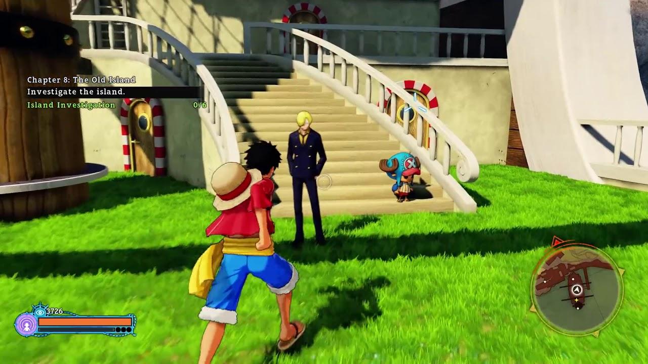 One Piece : World Seeker - Trailer date de sortie - YouTube