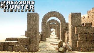 Starożytna świątynia   Treasure Hunter Simulator (#7)