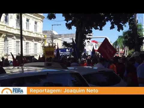 Greve Geral: Centrais Sindicais se reúnem na Prefeitura