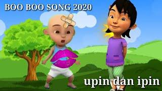 the boo boo song nursery rhymes || kids song 2020