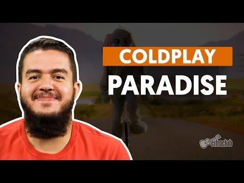 Paradise - Coldplay (aula de violão)