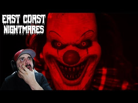 YOU WILL HAVE NIGHTMARES FOREVER | East Coast Nightmares