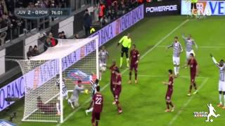 Video Gol Pertandingan Juventus vs AS Roma