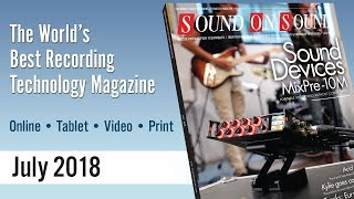 SOS July 2018 Issue Preview