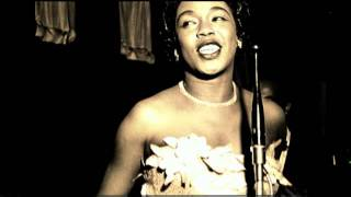 Sarah Vaughan ft George Treadwell & His All-Stars - Mean To Me (Columbia Records 1950)