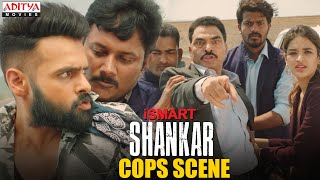 iSmart Shankar v/s Cops scene | Hindi dubbed movie 2020 | Ram Pothineni, Nidhi Agerwal, Nabha Natesh