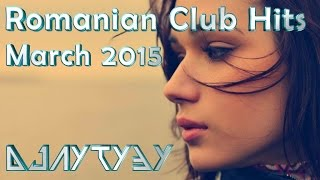 Romanian Club Hits March 2015 Vol.18 HD