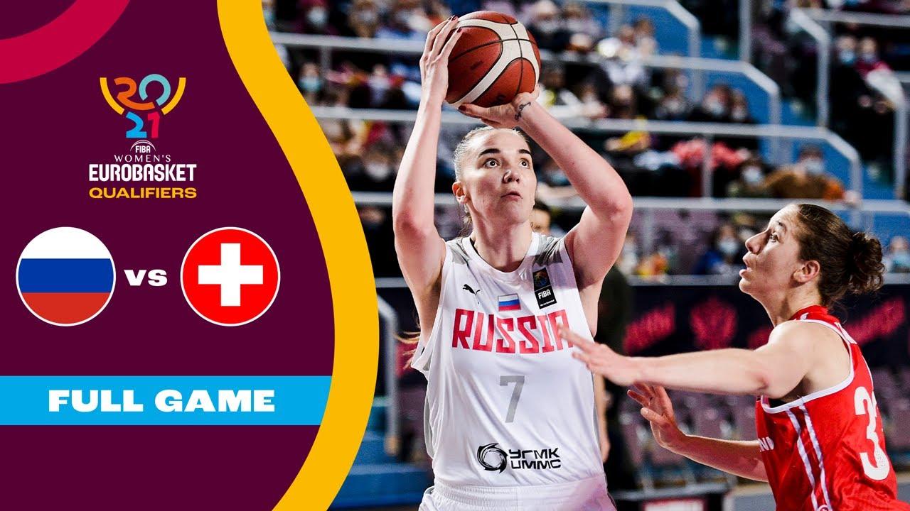 Russia v Switzerland   Full Game
