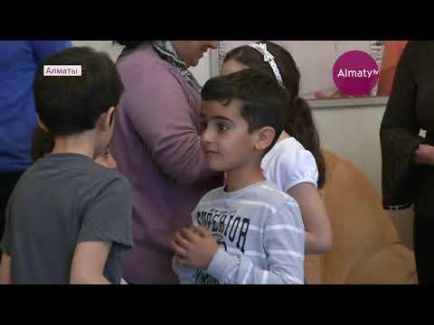 Потомки депортированных народов называют Казахстан своей родиной (01.05.19)