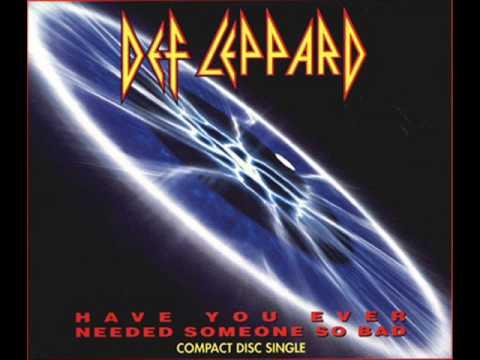 Def Leppard You Can