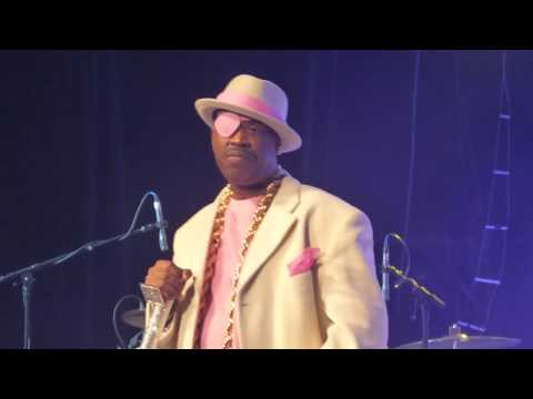 Slick Rick live at The Forum, London 26.11.16