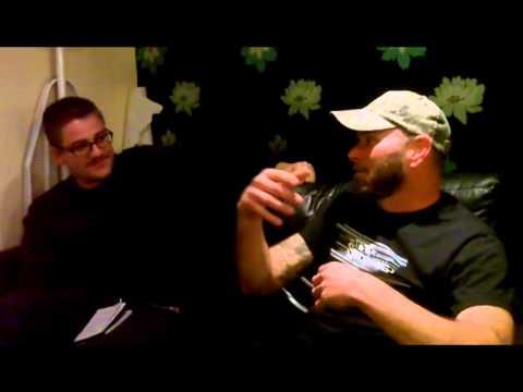 Tim Barry Interview - 12/11/12 - TheBackRoom.me