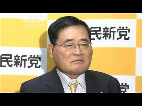 亀井大臣辞任 郵政法案成立見送...