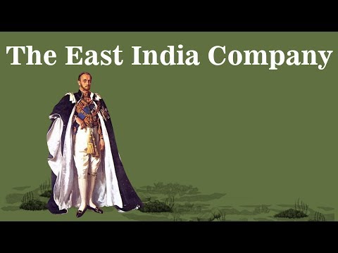 The East India Company. How British conquered us? World History