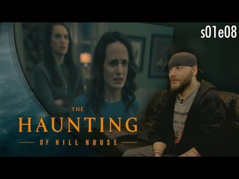"""The Haunting of Hill House: 1x8 """"Witness Marks"""" REACTION"""