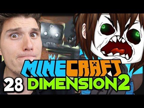Das ist der STÄRKSTE Gegner im Spiel! ☆ Minecraft: Dimension 2