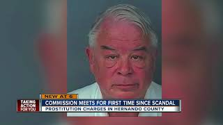 """Hernando County """"embarrassed"""" by commissioner"""