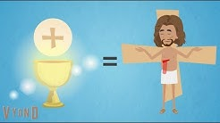 Catholic Kids Homilies- Corpus Christi (Cycle B) What is the Eucharist?