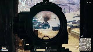 PUBG Miramar Sniping