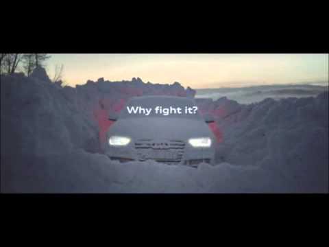 Audi quattro Loves Snow