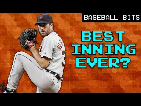 Justin Verlander's Impossible Inning: A Study in Velocity and Spin Rate l Baseball Bits