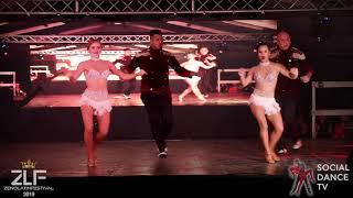Yamulee Dance Company - Salsa Show | Zeno Latin Festival 2019 (Naples, Italy)