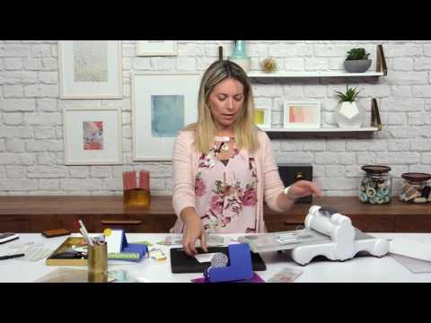 How to Use Sizzix Step-Up Dies | Stephanie Barnard